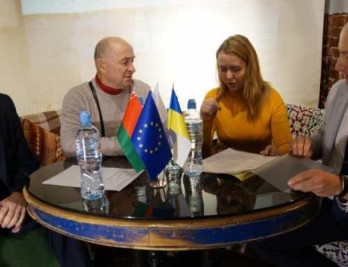 Станции мониторинга окружающей среды установят в белорусско-украинском приграничье