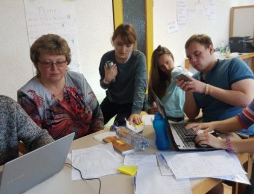 Волонтеры Гомельской ассоциации детей и молодежи «ASDEMO» приняли участие в разработке  «Outdoor Education Encyclopedia for Youth Workers» в рамках проекта ERASMUS +  в Германии.