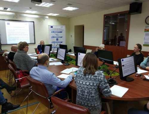 Общественное обсуждение проекта плана управления бассейна реки Припять